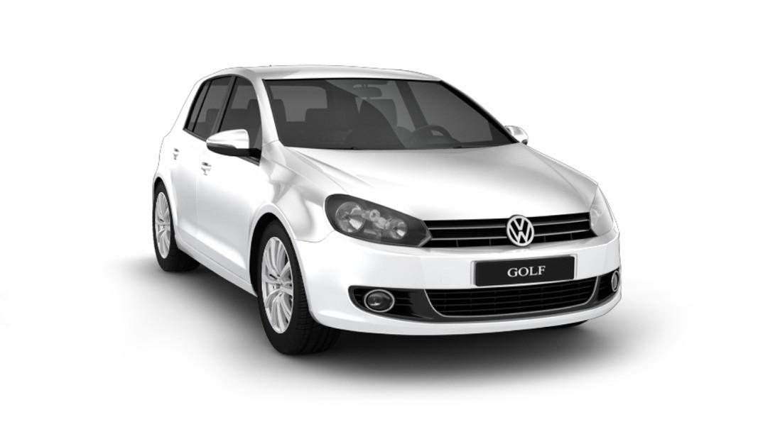 VW Golf Fahrschule