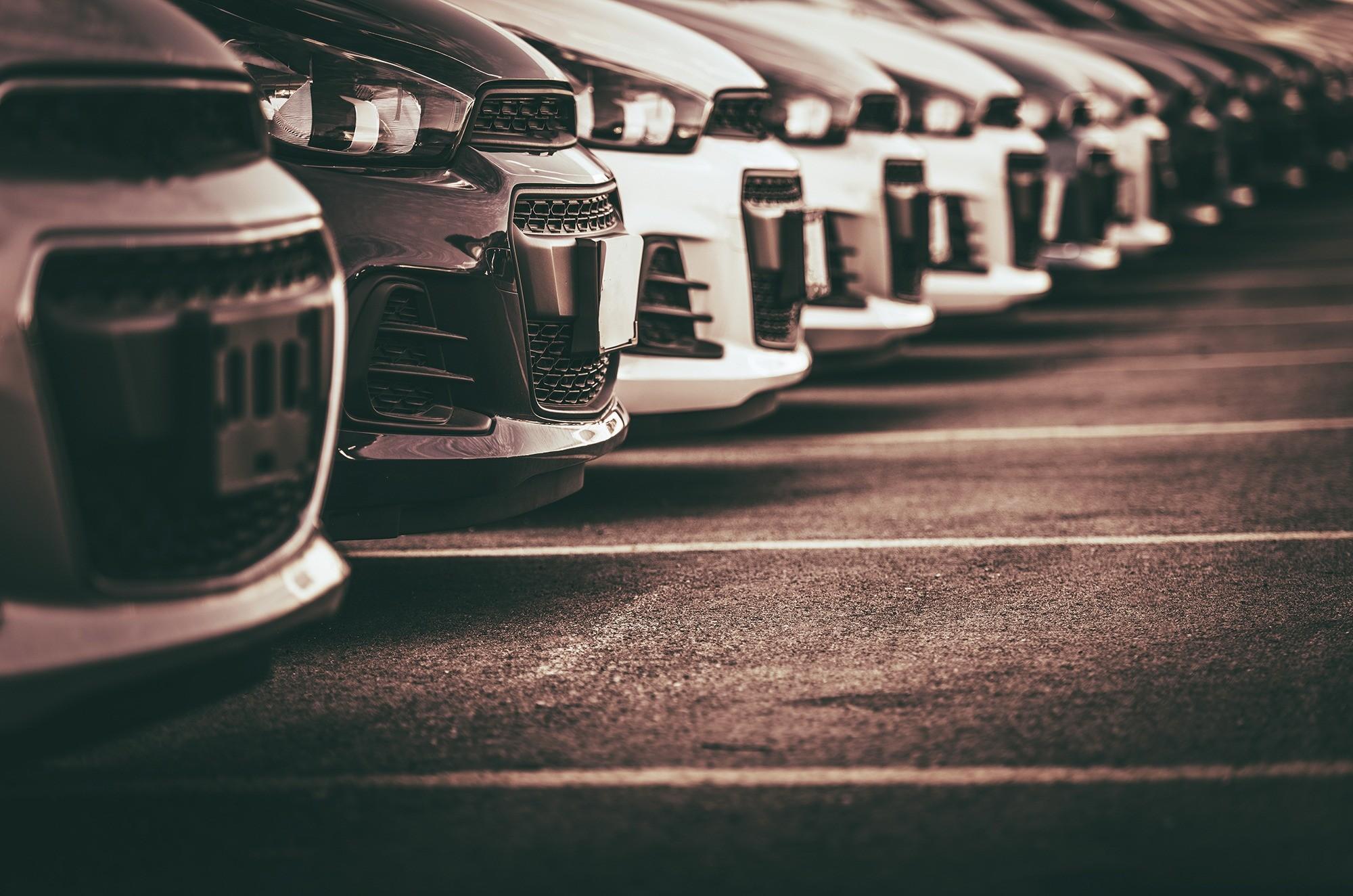 Fahrschule Autos