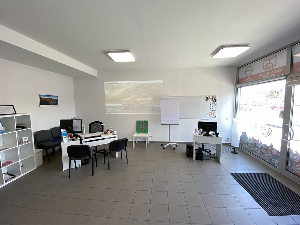 Theorieunterricht Fahrschule Leipzig