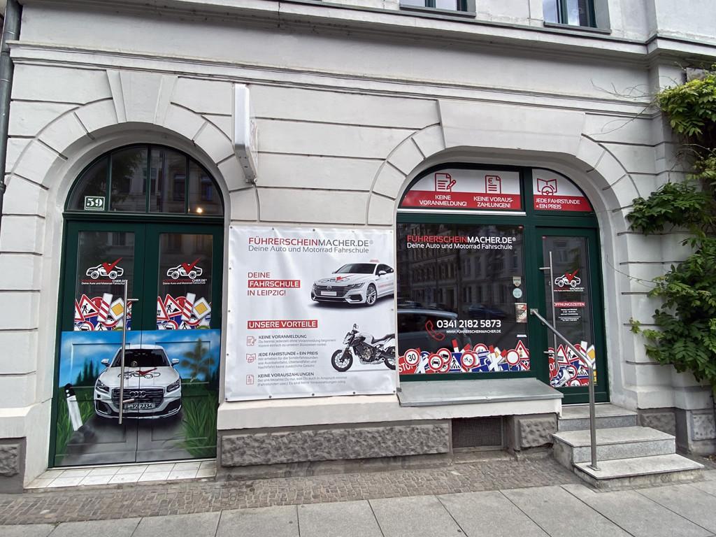 Fahrschule Schleußig Leipzig