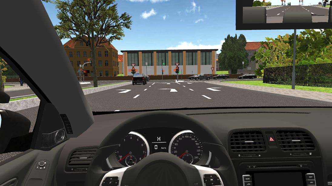 Fahrsimulator Leipzig